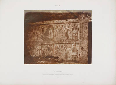 Abolition Photograph - Photograph Of The Egyptian Landscape by British Library