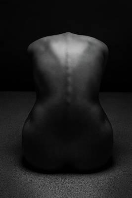 Bone Wall Art - Photograph - Bodyscape by Anton Belovodchenko