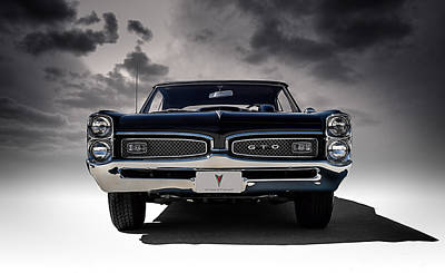 '67 Gto Art Print by Douglas Pittman