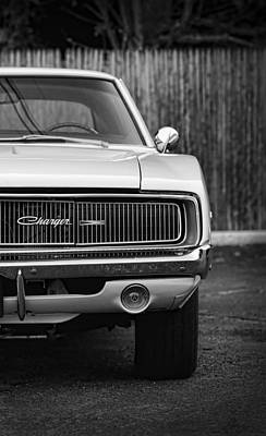 Photograph - '68 Charger by Gordon Dean II