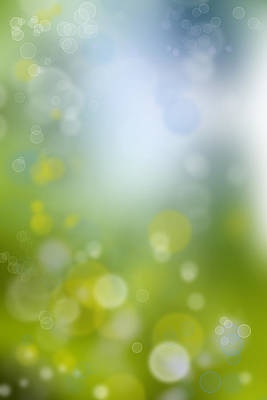 Defocused Photograph - Abstract Background by Les Cunliffe