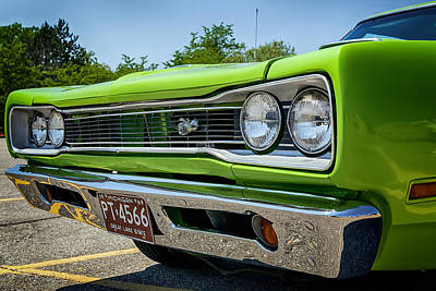 Photograph - 69 Superbee by Sennie Pierson