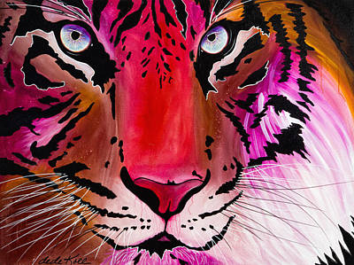 Painting - Beautiful Creature by Dede Koll