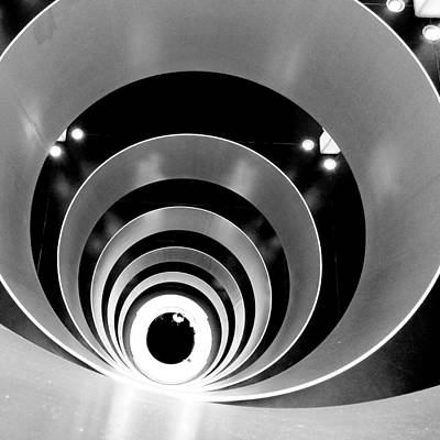 Photograph - 6'th Floor by Mariusz Zawadzki