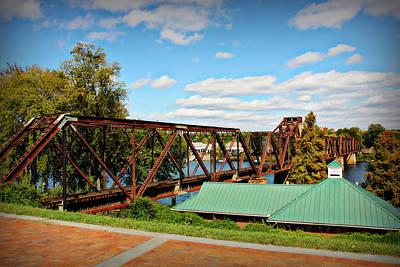 Photograph - 6th Street Bridge by Reid Callaway