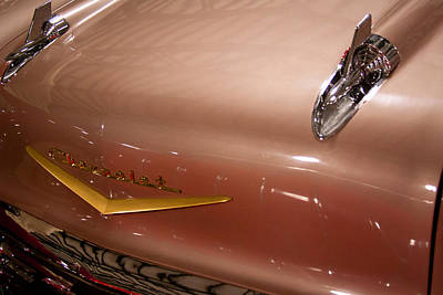 Chevrolet Photograph - 1957 Chevrolet Bel Air by David Patterson