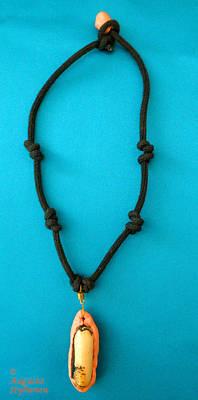 Jewelry - Aphrodite Melainis Necklace by Augusta Stylianou
