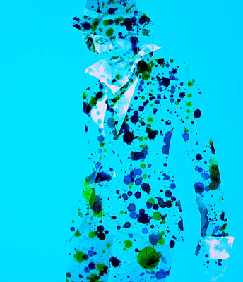 Jay Z Digital Art - Beyonce by Brian Reaves