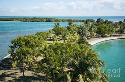 Sean Rights Managed Images - Boca Chita Key Royalty-Free Image by Carol Ailles