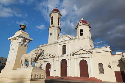 Greater Antilles Photograph - Cuba, Cienfuegos Province, Cienfuegos by Walter Bibikow