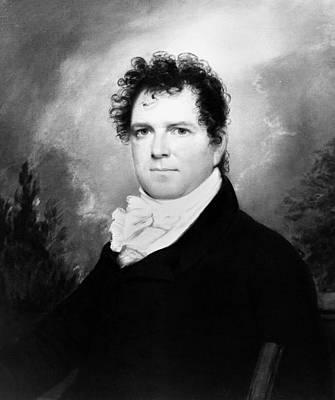 Wesley Jarvis Painting - Dewitt Clinton (1769-1828) by Granger