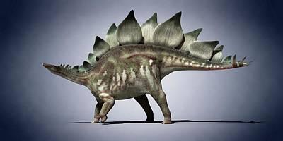 Dinosaur Art Print by Sciepro