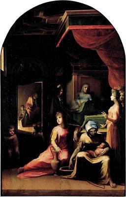 Domenico Di Giacomo Di Pace Known Art Print by Everett