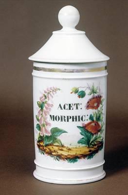 Drug Jar Art Print