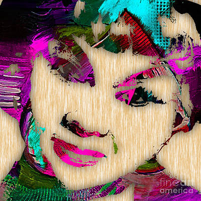 Blues Mixed Media - Etta James Collection by Marvin Blaine
