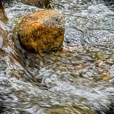 Holy Waters Of Sedona Az By Joanne Bartone Art Print