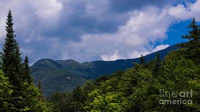 Photograph - Franconia Notch State Park. by New England Photography