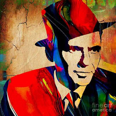 Frank Sinatra Art Art Print