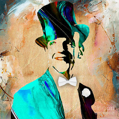 Mixed Media - Fred Astaire Collection by Marvin Blaine