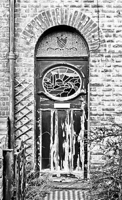 Upscale Photograph - Front Door by Tom Gowanlock