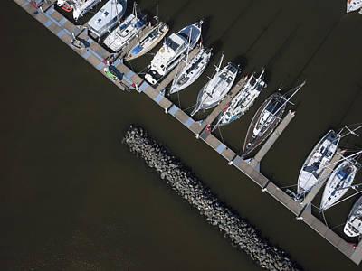 Photograph - Hervey Bay Boat Club, Hervey Bay by Rob Huntley