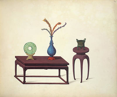 Household Accessories Art Print by British Library