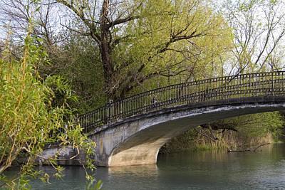 Iron Photograph - Iron Bridge by Gary Marx