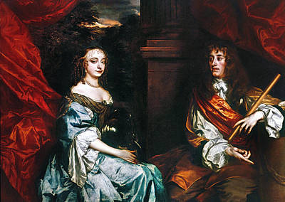 Painting - James II (1633-1701) by Granger