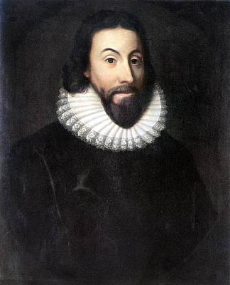 John Winthrop (1588-1649) Art Print by Granger