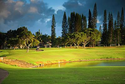 Lawn Lake Photograph - Kauai, Hawaii, Usa by Micah Wright