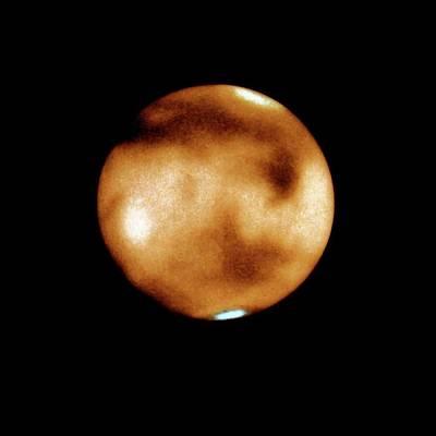 Hellas Photograph - Mars by Detlev Van Ravenswaay