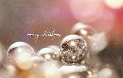 Surprise Mixed Media - Merry Christmas by Heike Hultsch