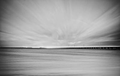 Photograph - 7 Mile Bridge 10 by Scott Meyer