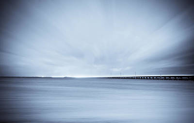 Photograph - 7 Mile Bridge 7 by Scott Meyer