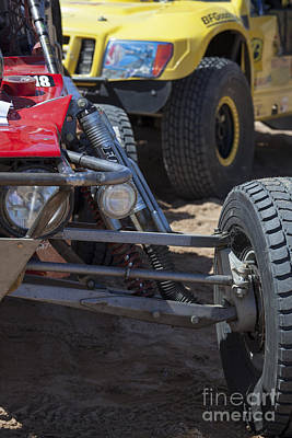 Photograph - Mint 400 Off-road Race by Jim West