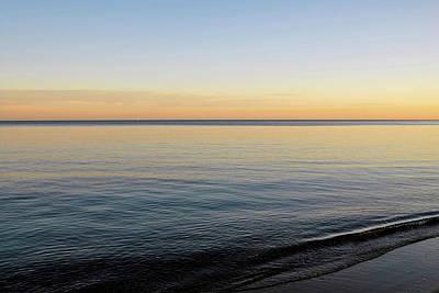 Del Rio Photograph - Sunset In Santa Eulalia Del Rio by Nano Calvo