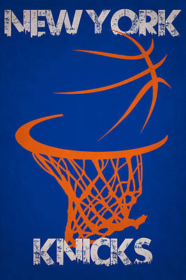 New York Knicks Art Print