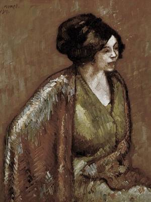 Nonell I Monturiol, Isidre 1873-1911 Art Print