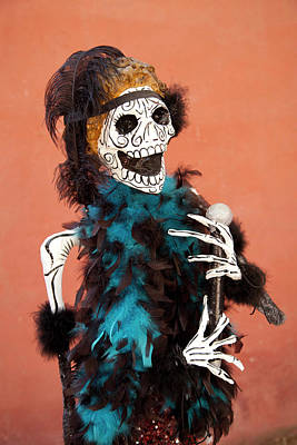 Dia De Los Muertos Photograph - North America, Mexico, Guanajuato by John and Lisa Merrill