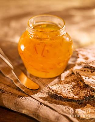 Orange Marmalade Art Print