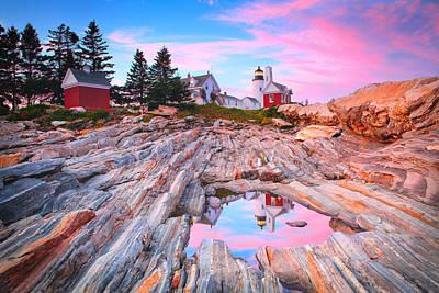 Photograph - Pemaquid Lighthouse by Emmanuel Panagiotakis