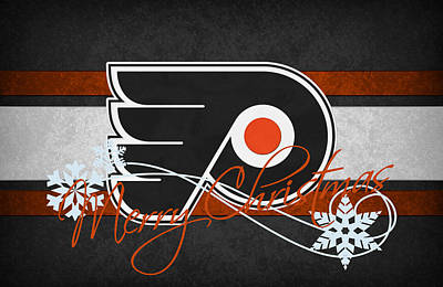 Philadelphia Flyers Art Print
