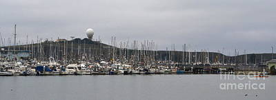 Photograph - Pillar Point Harbor by Dean Ferreira
