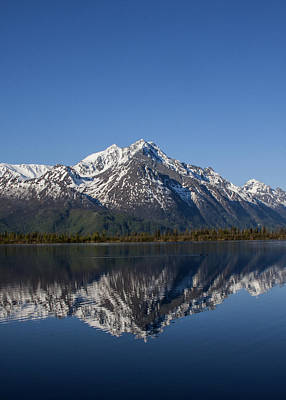 Photograph - Pioneer Peak by Doug Lloyd