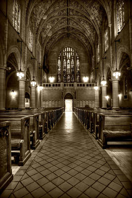 Photograph - Saint Marks Episcopal Cathedral by Amanda Stadther