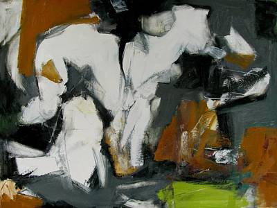 Painting - Study by Fred Smilde