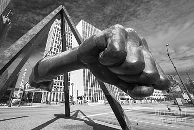 Fist Photograph - The Fist by Twenty Two North Photography
