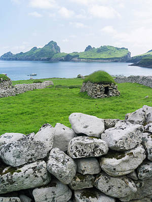 St.kilda Photograph - The Islands Of St Kilda Archipelago by Martin Zwick