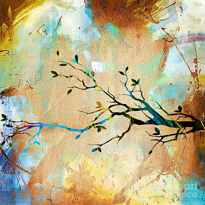 Tree Branch Mixed Media - Tree Branch Collection by Marvin Blaine