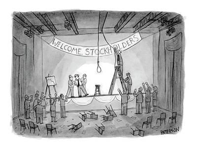 New Yorker May 29th, 2006 Art Print
